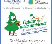 Dia Mundial de Limpeza de Rios e Praias