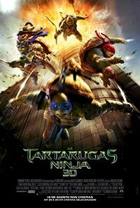 As Tartarugas Ninja: Fora Das Sombras 3D