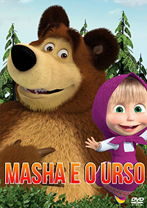 Marsha e o Urso 2D