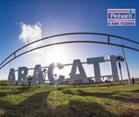 Inauguração da loja em Aracati